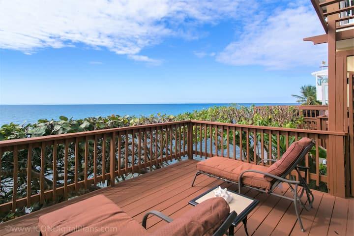 Latitud 18 - Private Rincon Oceanfront Sanctuary