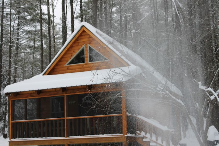 Enjoy Winter In The Adirondacks