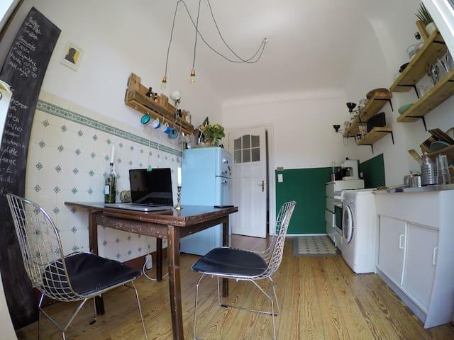 Gemütliches Altbau-Zimmer in Altona
