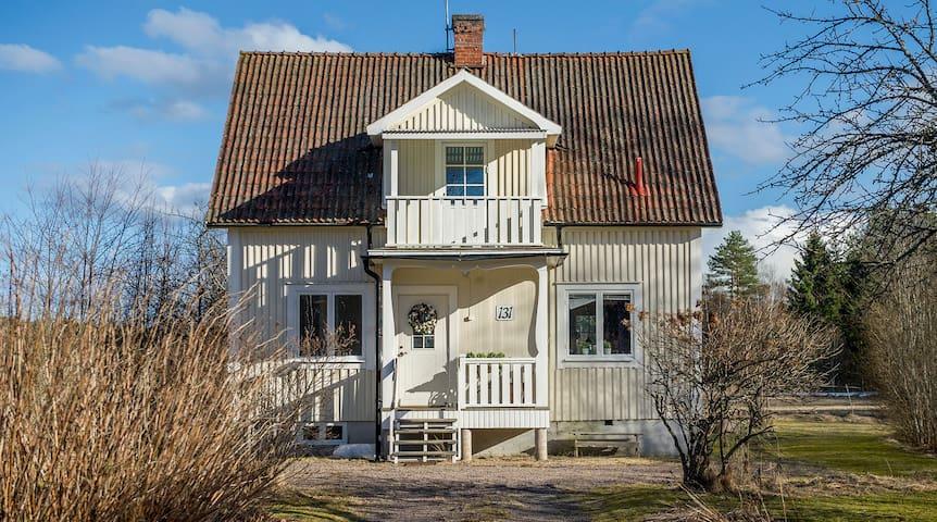 Zweedse vakantiewoning - Hagfors - Maison