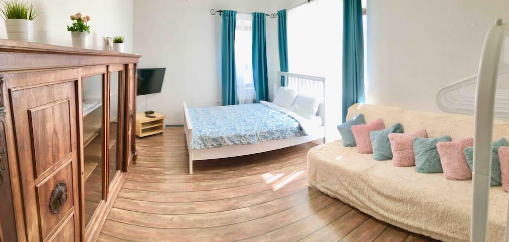 Видовая Квартира в самом центре знаменитой Таганки
