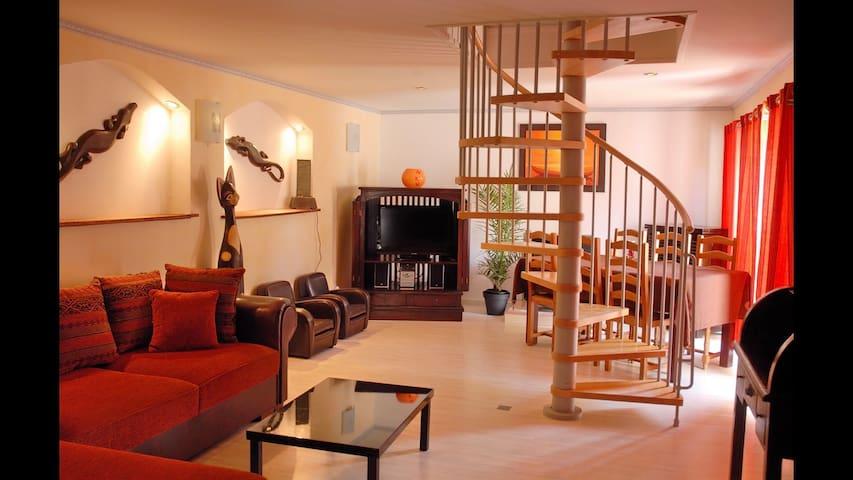 Appartement au calme idéal pour une cure