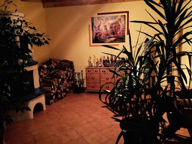 Großzügiges Haus auf dem Land - Niederstetten
