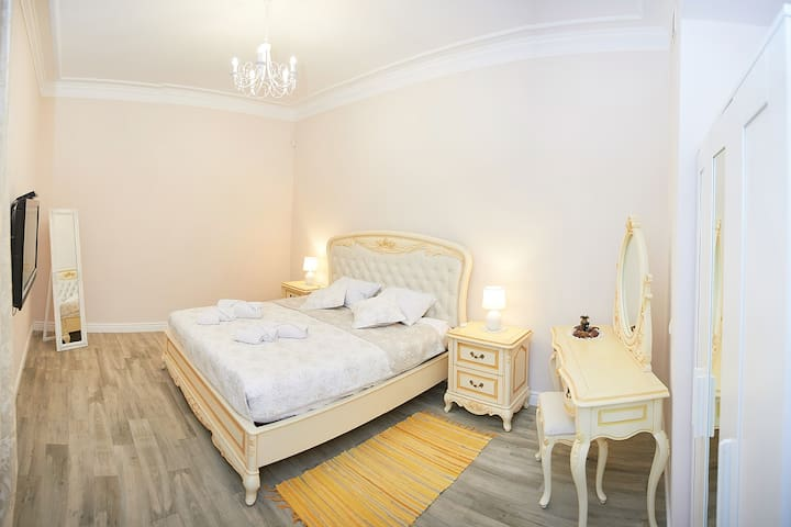 Luxury apartments in the center of Lviv