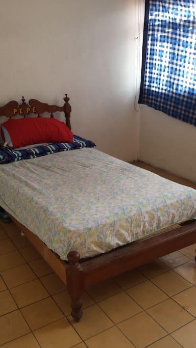 Individual bed