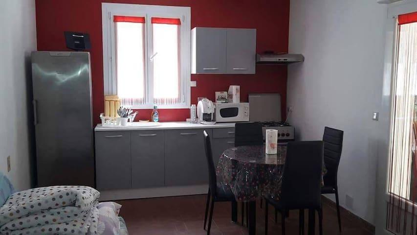 Joli appartement avec jardin - Signes - Appartement