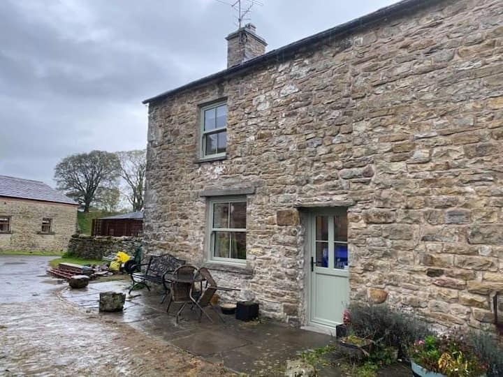 Yorkshire Dales traditional stone cottage