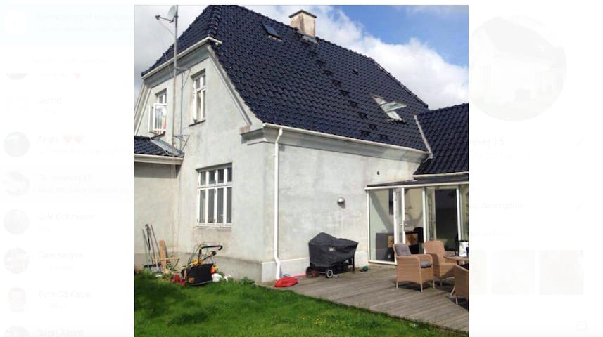 200m2 Villa just outside of Copenhagen
