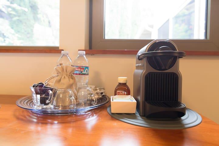 Guest Suite 2: Nespresso