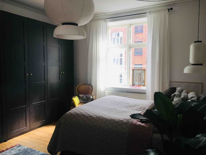 Lovely Studio Apartment in the heart of Vesterbro