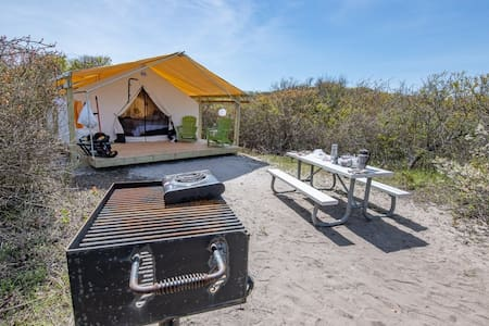 Glamping - Fire Island - Watch Hill