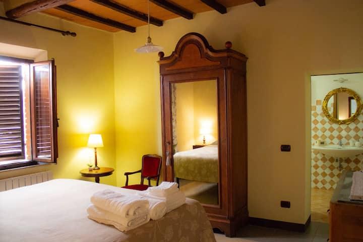 """Villa del Fattore - Apartment """"Brigitte"""""""