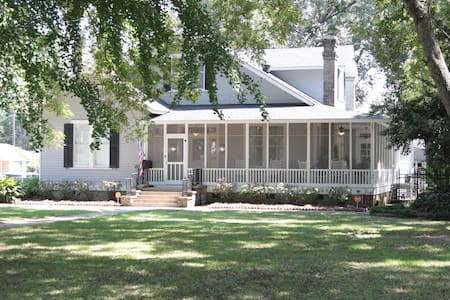 The Perrault House - Circa 1911, Pecan Plantation