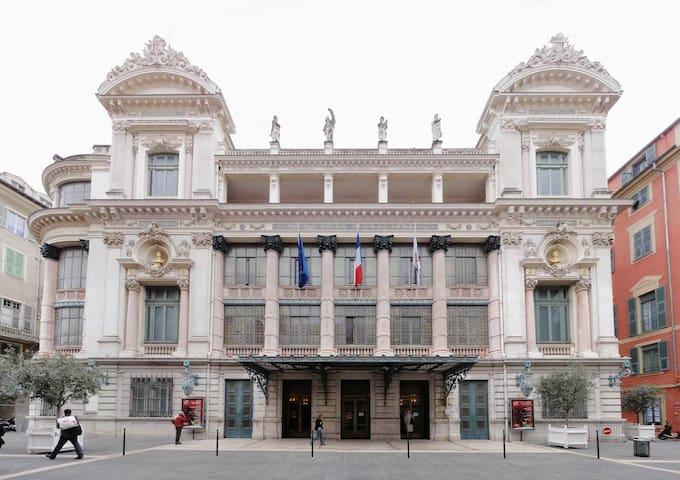 Loft Old town Nice Opera Seafront - Nice - Loft