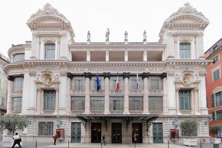 Loft Old town Nice Opera Seafront - Niza - Loft