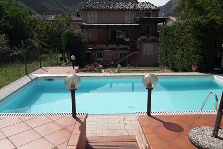 Villa Claudia con piscina  ad uso esclusivo