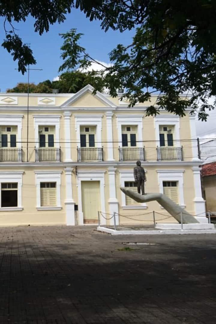 Museu Câmara Cascudo.