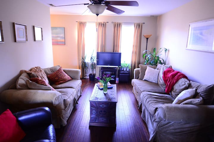 Clean, comfortable home. - Middle Township - House