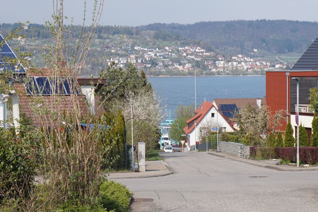 Seeleben am bodensee apartments for rent in bodman for Apartment bodensee
