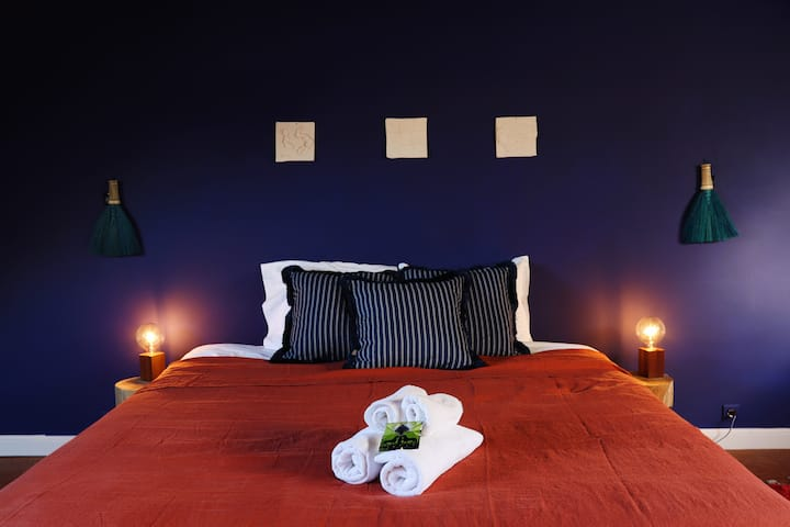 Duplex Rooms in Luxurious B&B For 6
