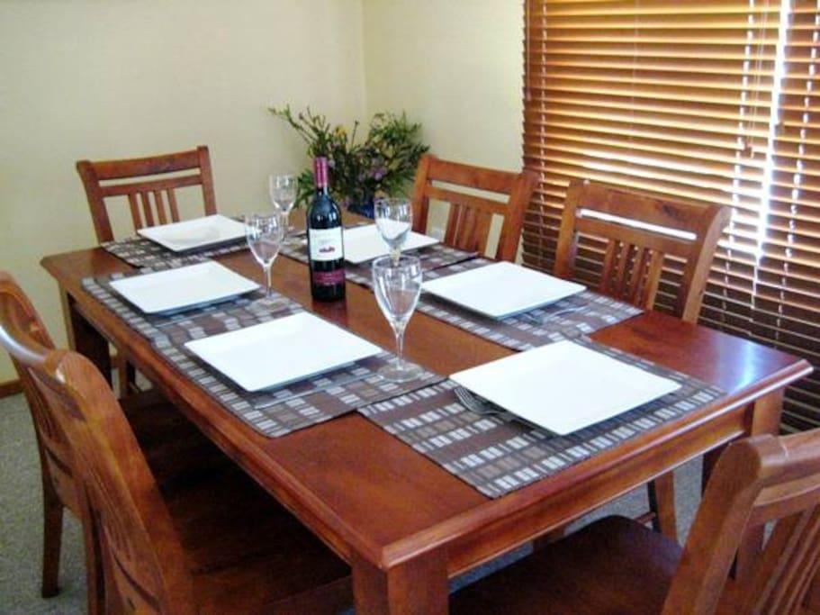 Indoor Dining