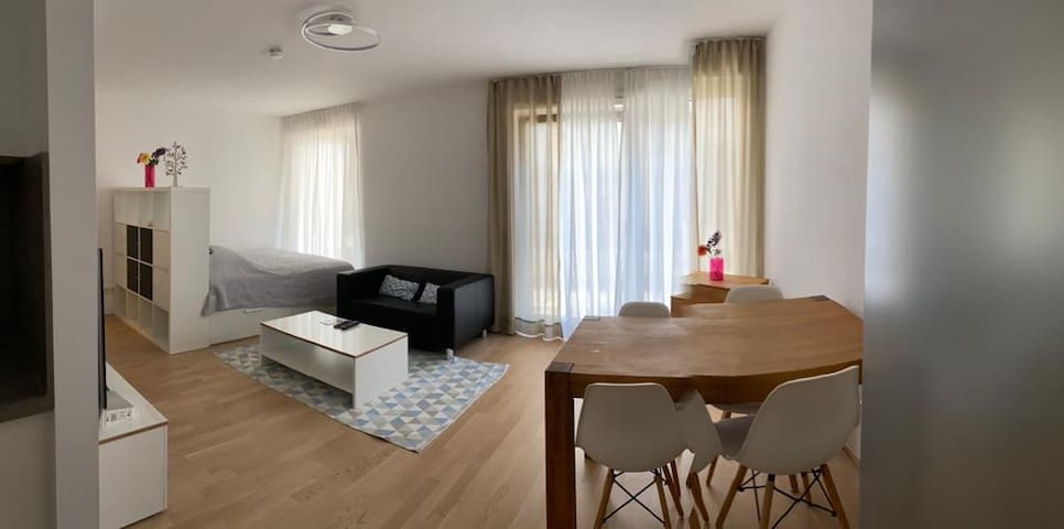 Appartment in Frankfurt (Sachsenhausen)