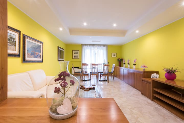 My Sweet Home - Cassino - Apartemen