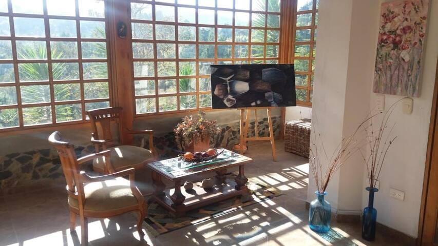 Casa Campestre - El encanto