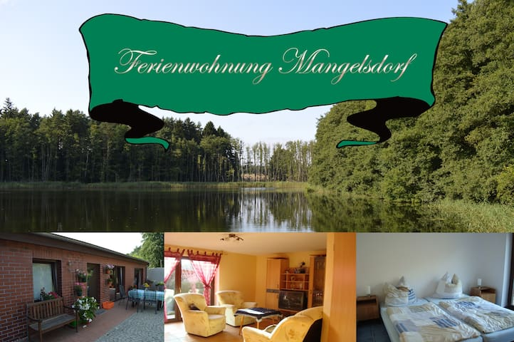 Urlaub in der Natur - Boitzenburger Land - Apartment