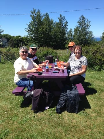 Whale Cove Rent a Tent