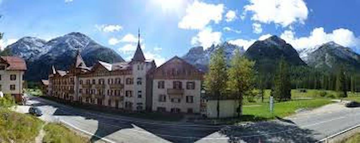 Bilocale nel Villaggio Ploner - Dobbiaco - Lägenhet