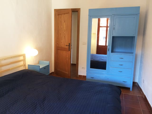 "Ancient house ""Villa Maddalena"" - Blue room - Bra - House"