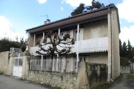 Le CAMPARDINE maison avec parc en ville - Lectoure