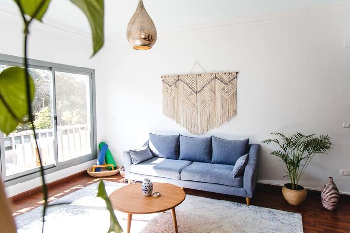Private Room in Green Pocket of Maadi ☼