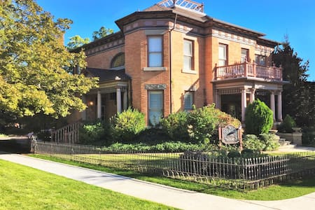 Ellerbeck Mansion B&B (All Rooms in the B&B) - Salt Lake City - Bed & Breakfast