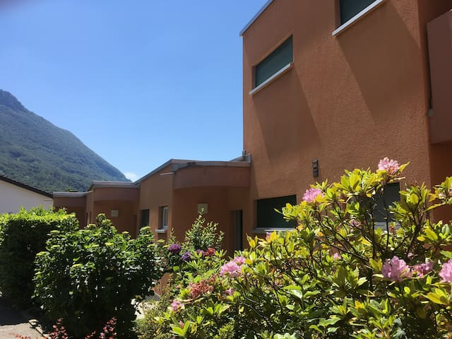 Guesthouse in Ticino. Ton chez toi au Tessin