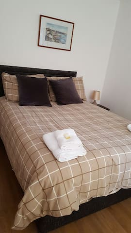 Minnie's Rooms Double Sea View - Dunvegan - Bed & Breakfast