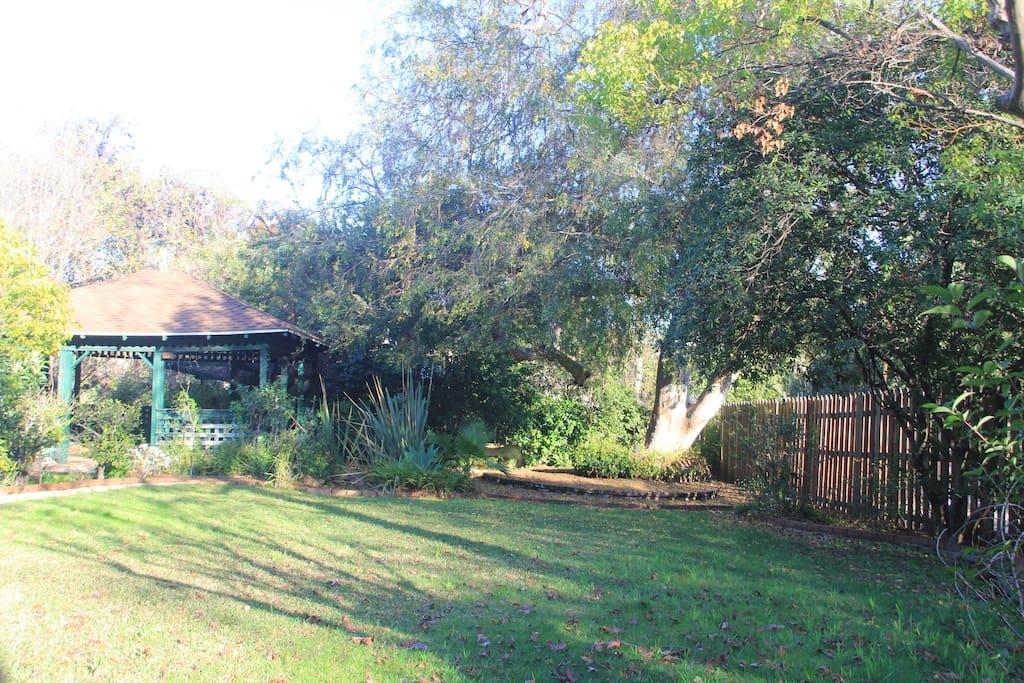 Garden House5 Villas For Rent In Pasadena California