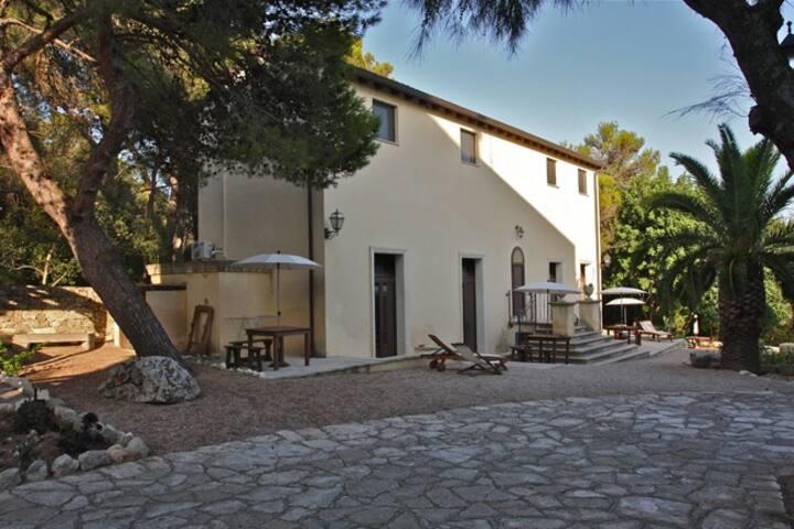 Relais Villa Scinata ⚜️Junior Suite Nr