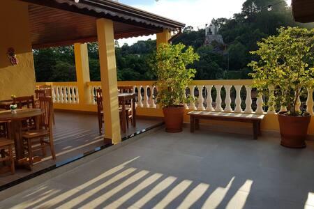 Hotel do Parque - um jeito simples de viver Cunha