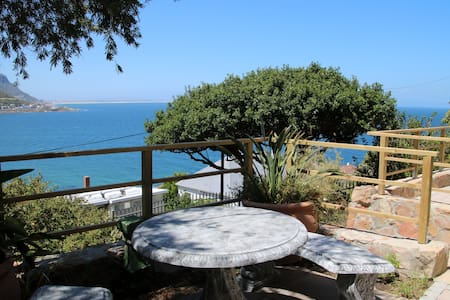 Fisherman's Watch Cottage - with a great sea view