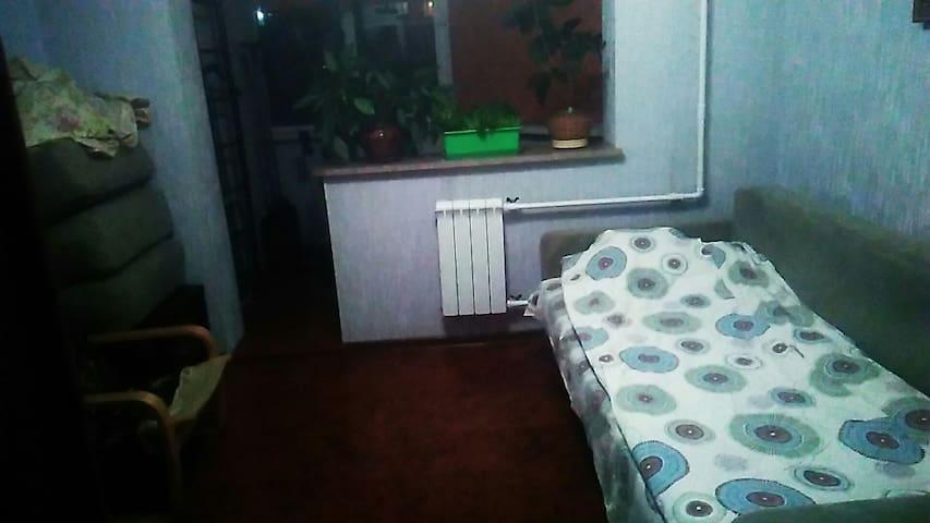 Уютная  большая комната - Moskva