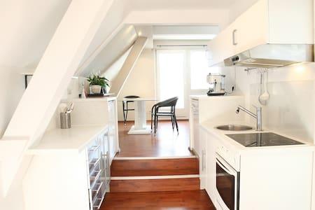 Dachgeschoßapartment mit Seeblick - Krumpendorf am Wörthersee - Wohnung