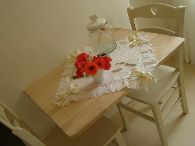 Il tavolino della cucina
