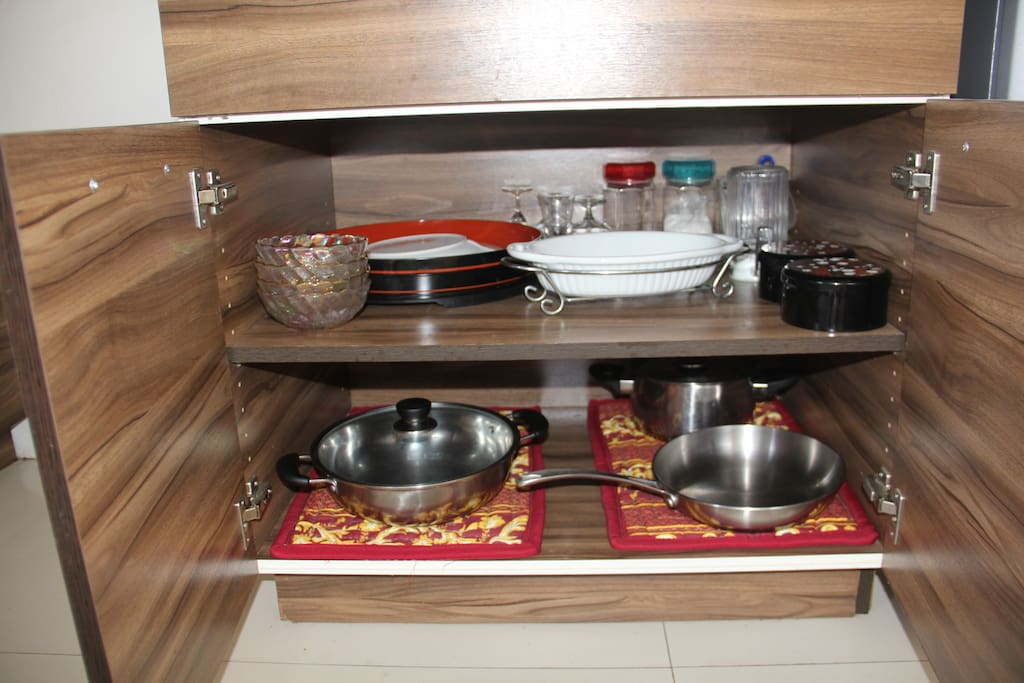 kitchen and dining wares