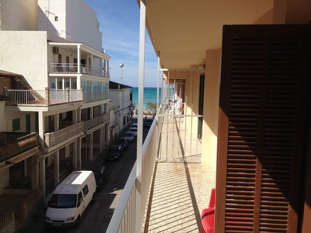 Room at 100 meters from the sea. - Palma - Flat