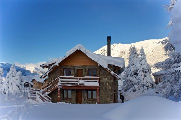 Depto. de 2 habitaciones muy cómodo - San Carlos de Bariloche - Apartment