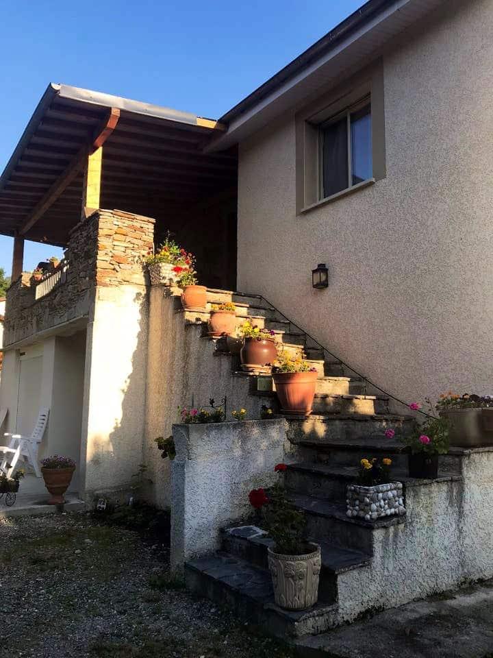 Chambres d'hôtes dans les Pyrénées ariégeoises