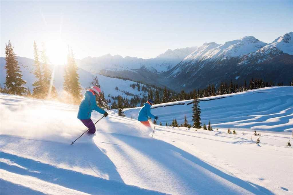Laugh. Love. Ski. - Without a doubt, skiing is one of the most popular attractions for visitors staying during the winter months.