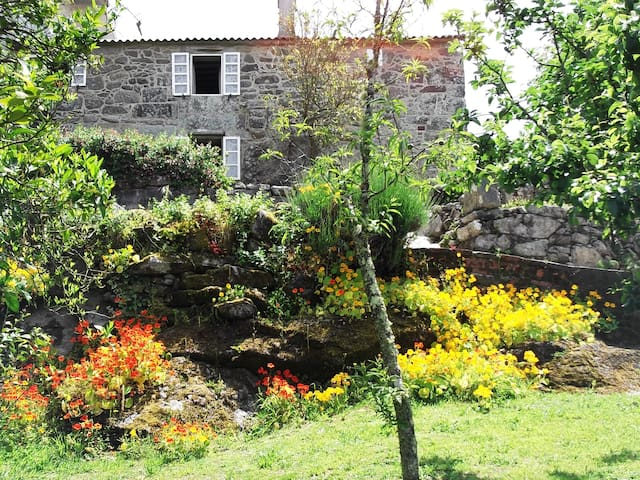 Cottage on Rias Bajas, Porto do Son, A Coruna